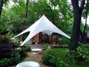 бескаркасные шатры