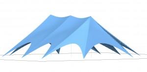 """шатер """"bionica III"""""""