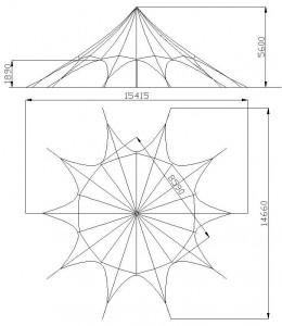 Габаритные размеры Bionica I XXL