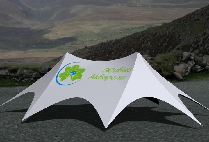 Bionica promo tent