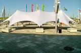 бескаркасный шатер bionica III