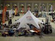 рекламные шатры