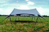 бескаркасный шатер bionica II S