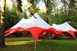 бескаркасный шатер bionica II